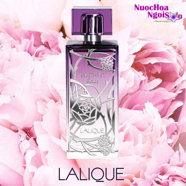 Nước hoa nữ Amethyst của hãng LALIQUE