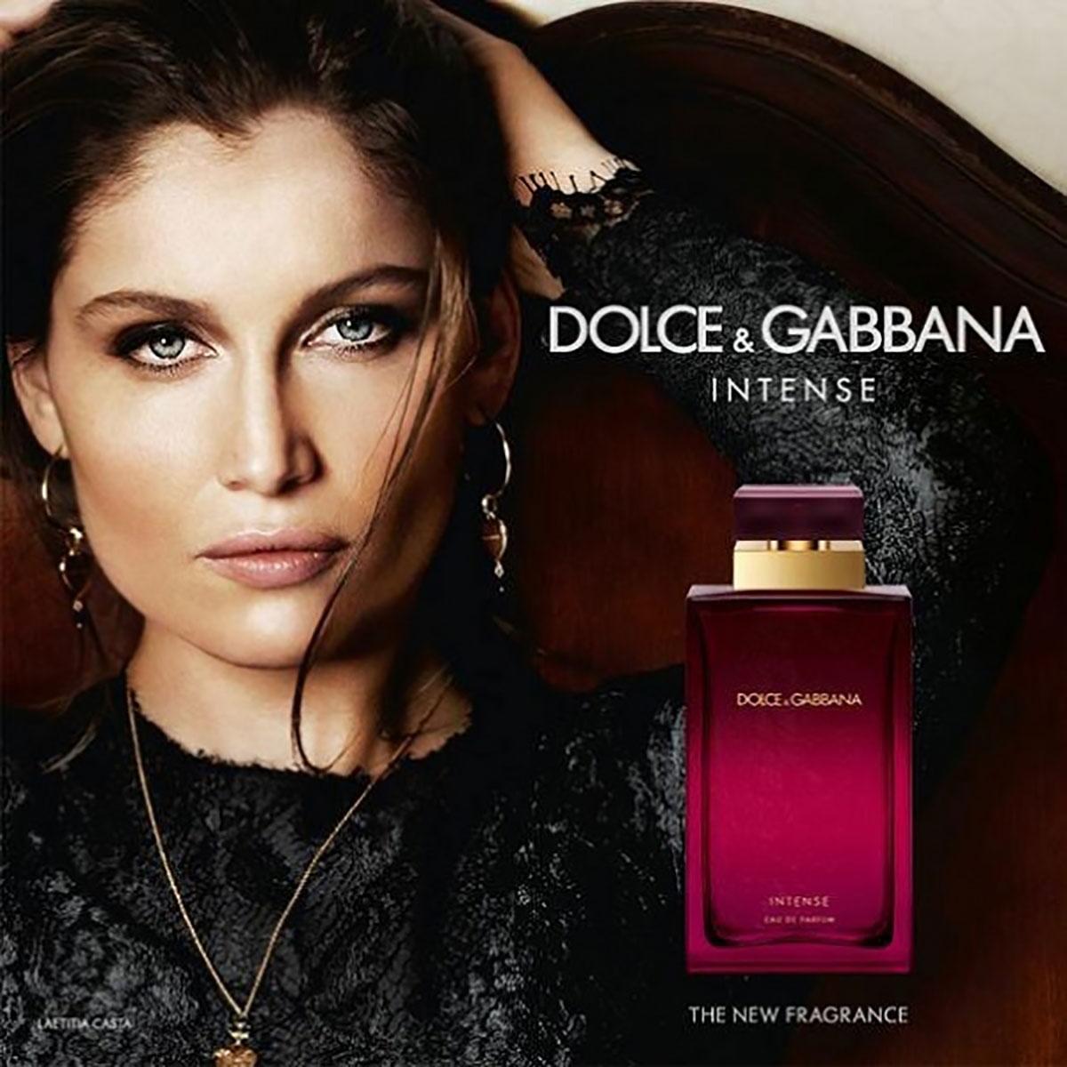 Nước hoa nữ Dolce&Gabbana Pour Femme Intense của hãng DOLCE&GABBANA