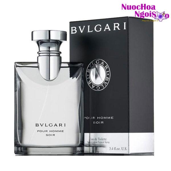 Nước hoa nam Bvlgari Pour Homme Soir của hãng BVLGARI