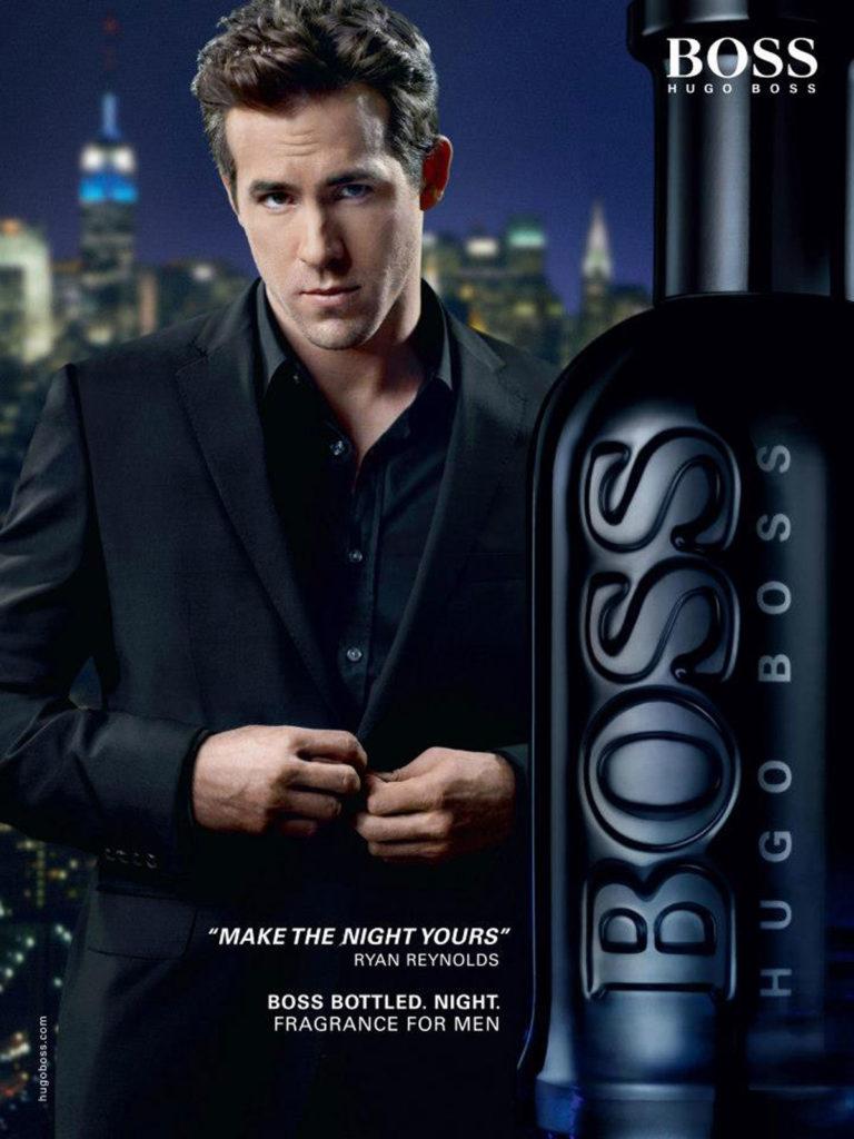 Nước hoa nam Boss Bottled Night của hãng HUGO BOSS