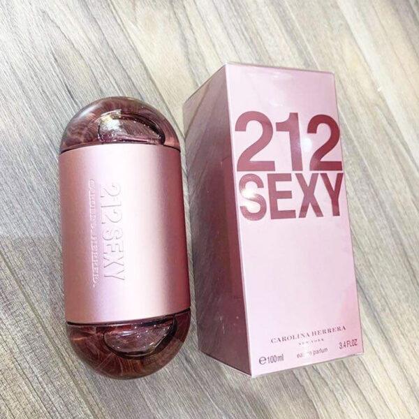 Nước hoa nữ 212 Sexy CAROLINA HERRERA