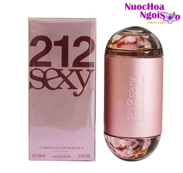 Nước hoa nữ 212 Sexy của hãng CAROLINA HERRERA