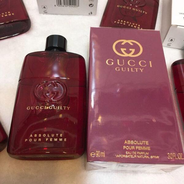 Nước hoa nữ Gucci Guilty Absolute