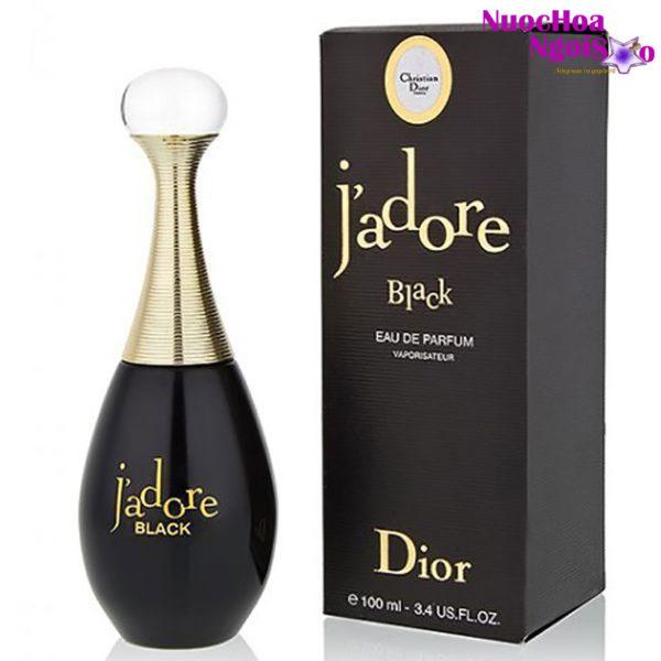 Nước Hoa Nữ Jadore Black Dior 100ml