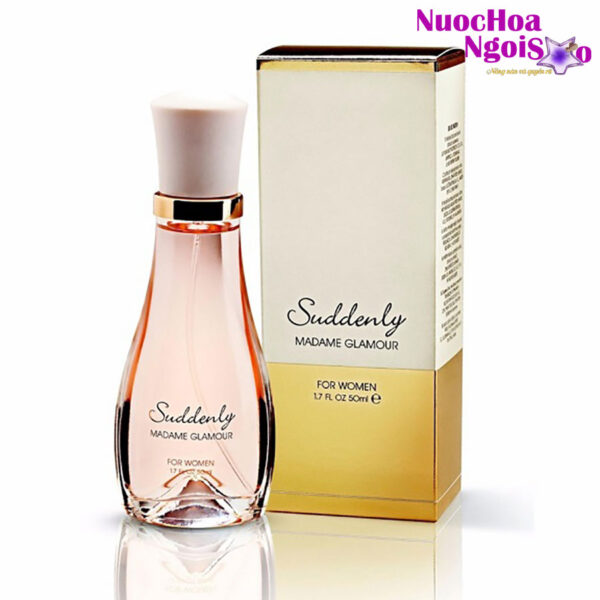 Nước hoa nữ Suddenly Madame Glamour For Women