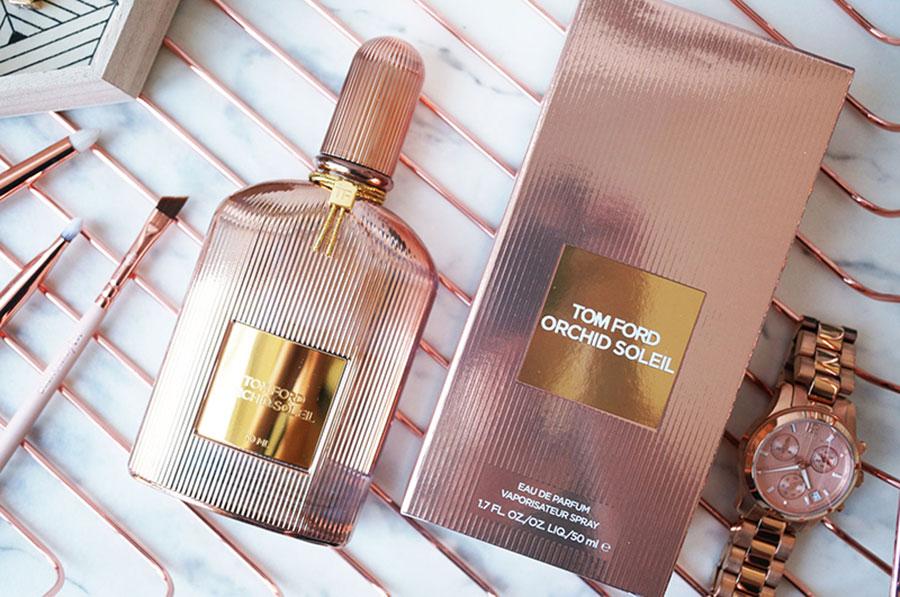 Nước hoa nữ Tom Ford Orchid Soleil
