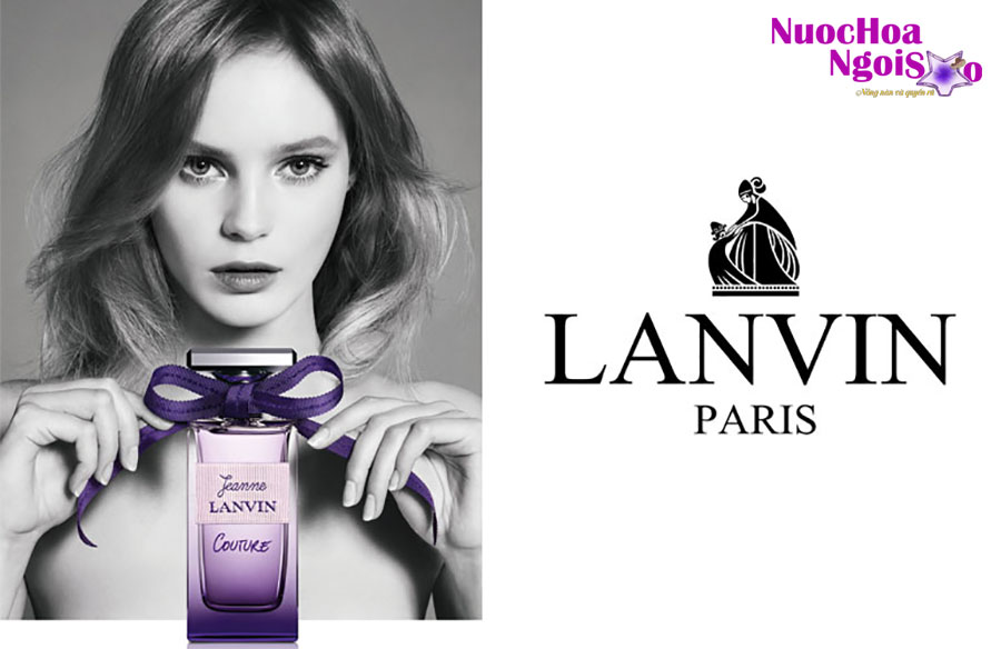 Nước hoa nữ Jeanne Lanvin Couture