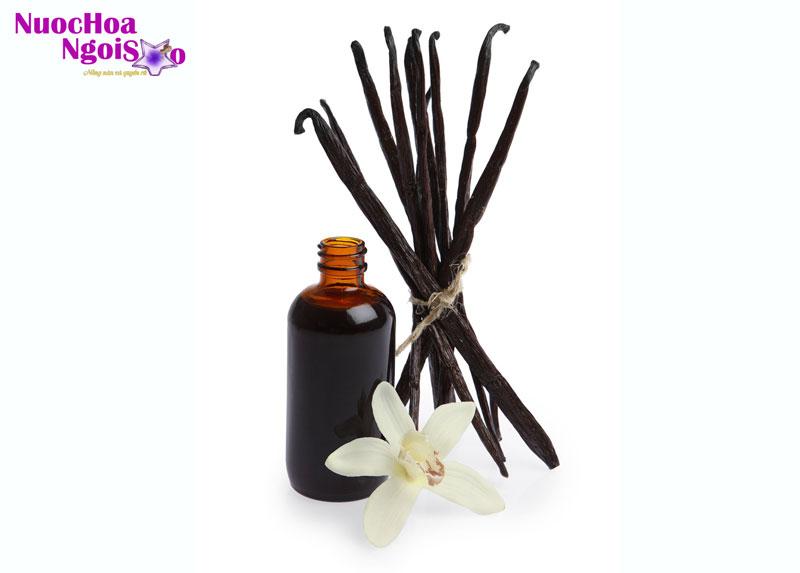 Vì vani có mùi thơm đặc trưng thanh khiết nên được dùng nhiều trong thực phẩm, dược phẩm và sản xuất nước hoa.