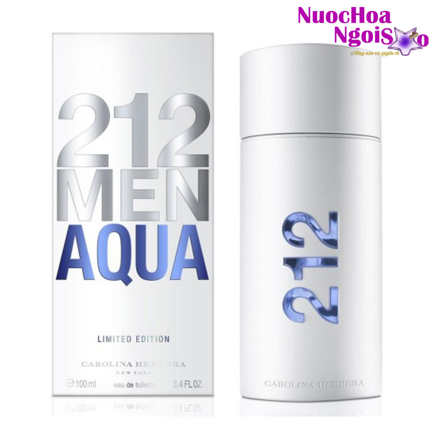 Nước hoa nam 212 Men Aqua Carolina Herrera