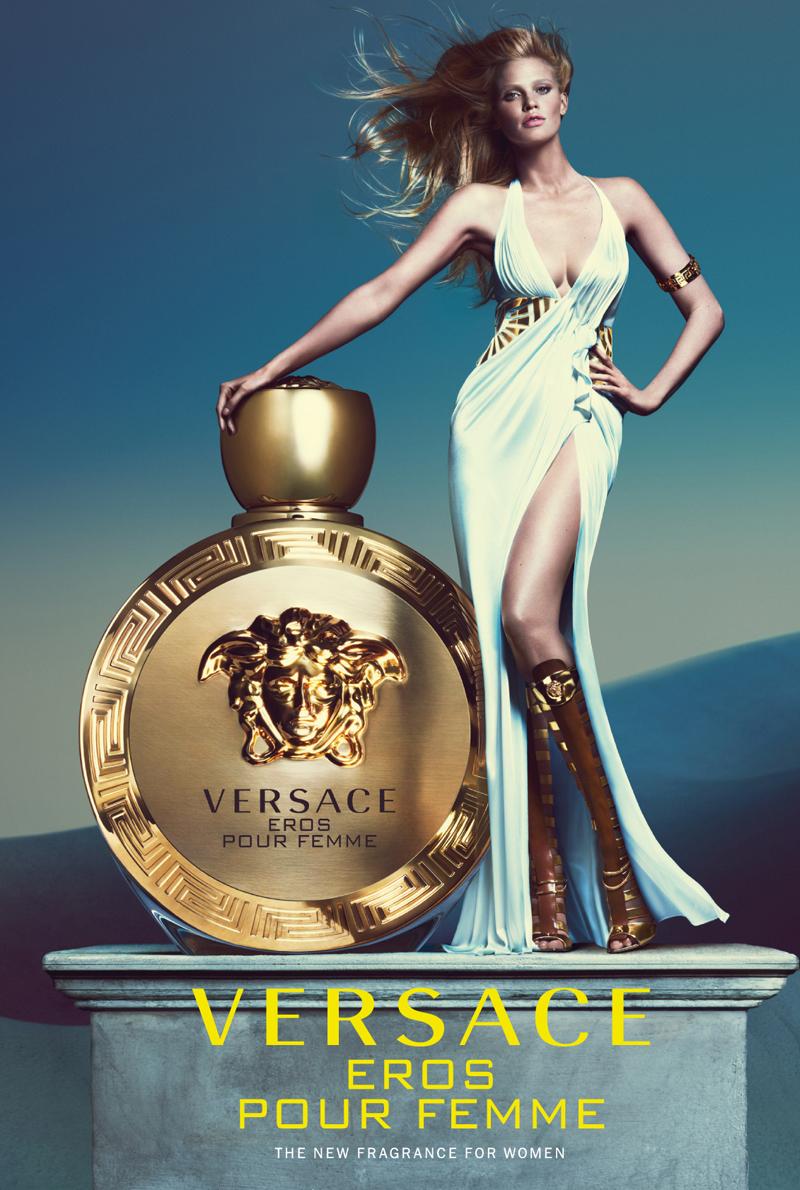 Nước hoa nữ Versace Eros pour femme