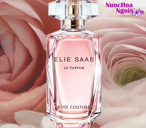 Nước hoa nữ Elie Saab Le Parfum Rose Couture của hãng ELIE SAAB