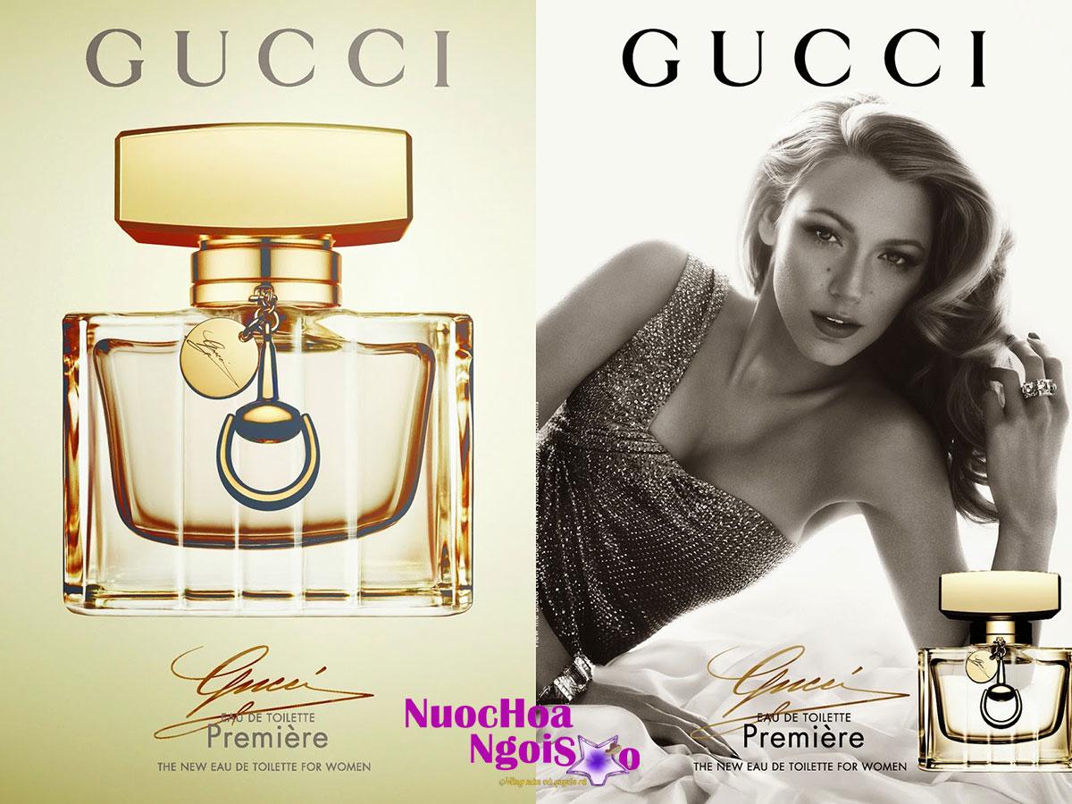 Nước hoa nữ Gucci Premiere của hãng GUCCI