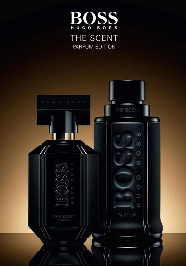 Nước hoa nữ Boss The Scent Parfum Edition