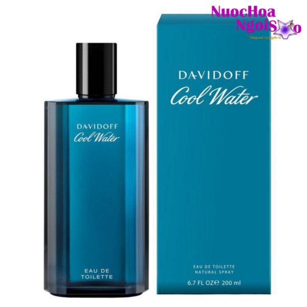 Nước hoa nam Cool Water của hãng DAVIDOFF