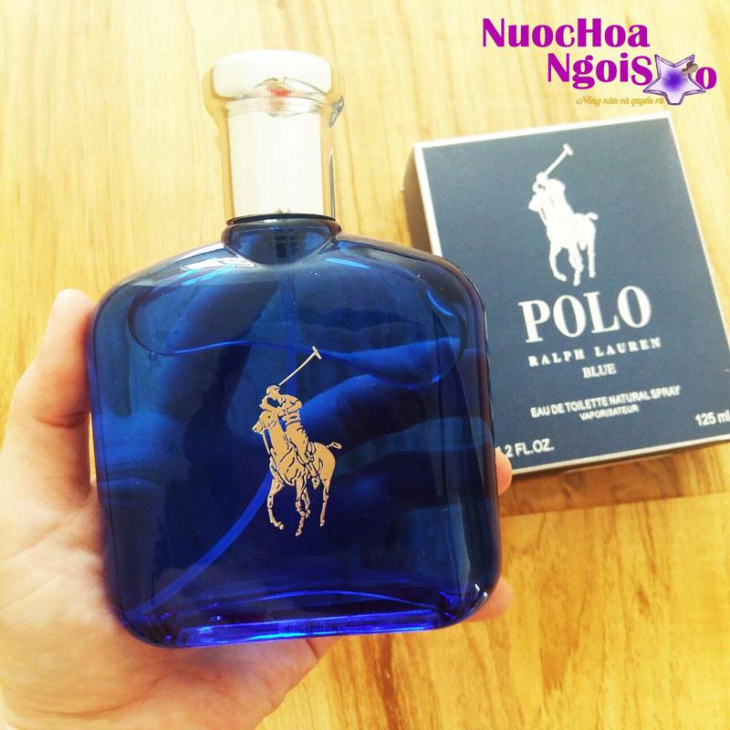 Nước hoa nam Polo Blue