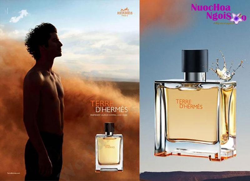 Nước hoa nữ Terre D'Hermes