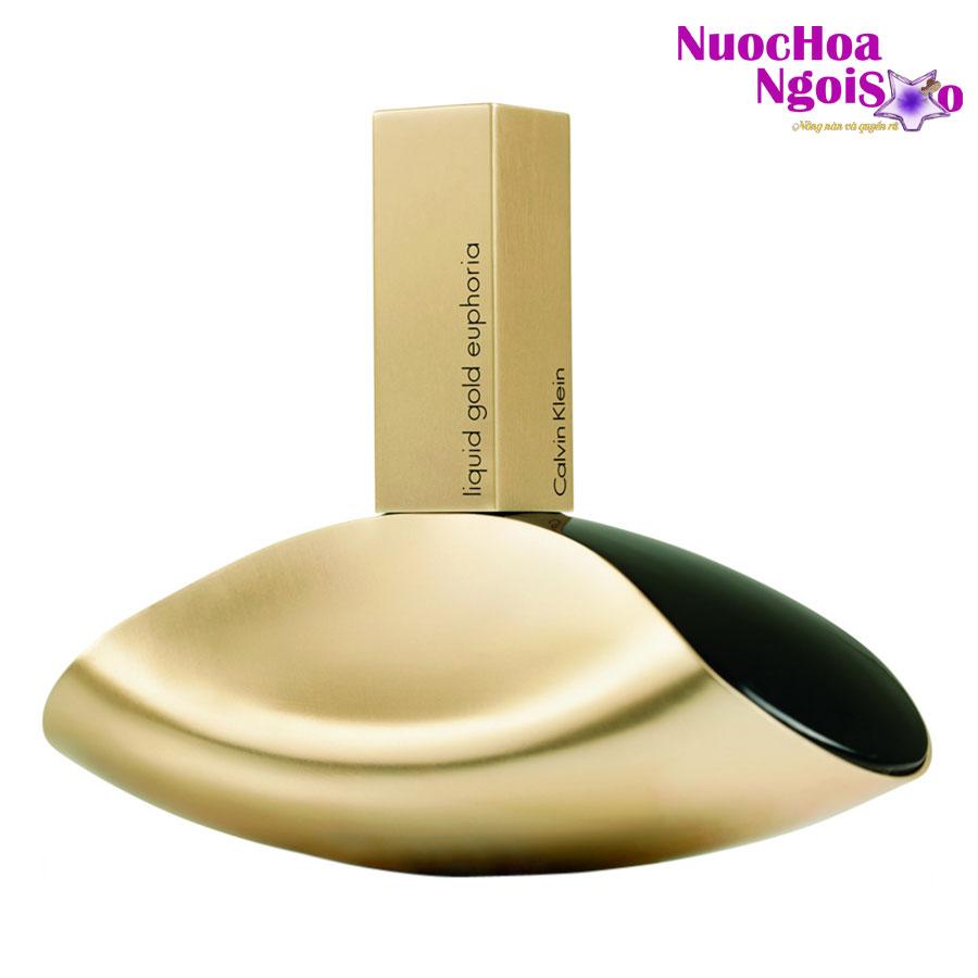 Nước hoa nữ Liquid Gold Euphoria CALVIN KLEIN
