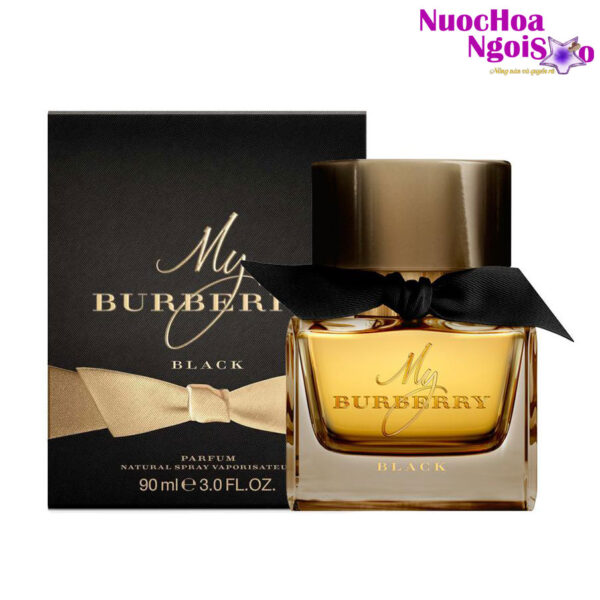 Nước hoa nữ My Burberry Black