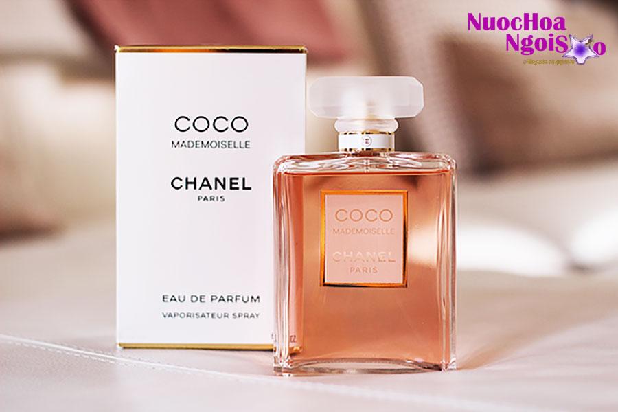 Nước hoa nữ Coco Mademoiselle của hãng CHANEL