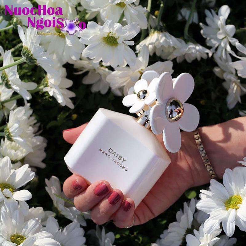 Nước hoa nữ Daisy White Limited Edition