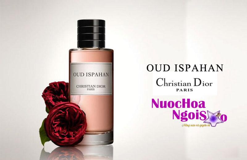 Nước hoa unisex Dior Oud Ispahan của hãng CHRISTIAN DIOR