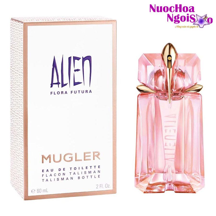 Nước hoa nữ Alien Flora Futura của hãng MUGLER