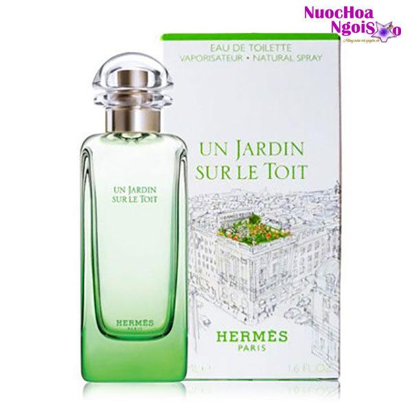 Nước hoa unisex Un Jardin Sur Le Nil của hãng HERMèS