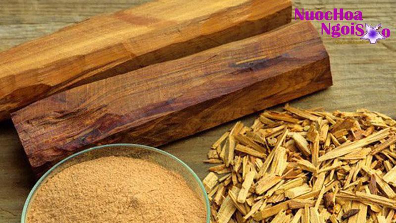 Mất 14-36h để chưng cất thành tinh dầu gỗ đàn hương.