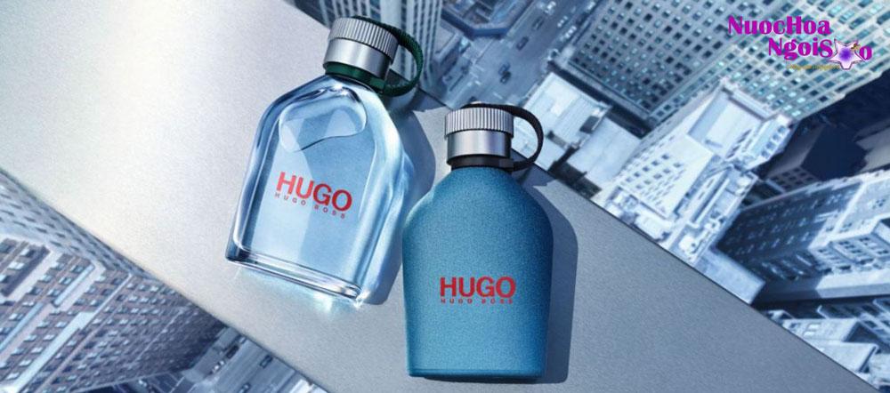 Dù là dòng nước hoa nào, thì HugoBoss vẫn gây hiệu ứng tốt.
