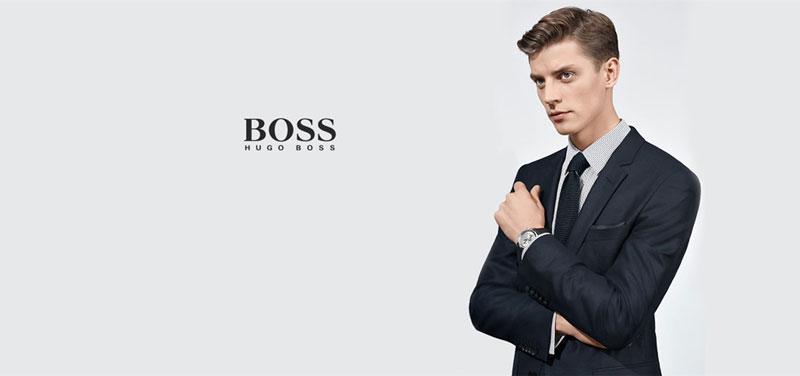 Ngành nghề kinh doanh của Hugo-Boss là thời trang, nước hoa
