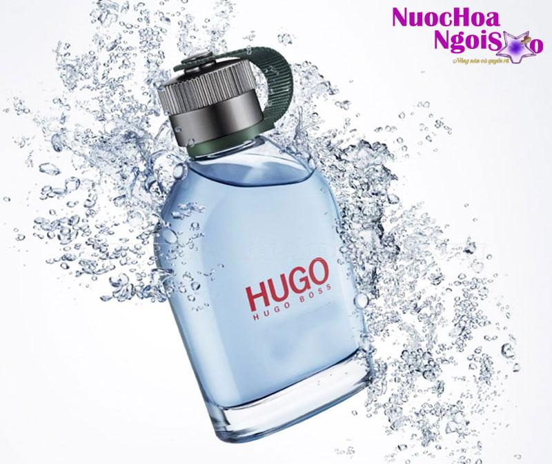 Nước hoa nam Hugo Man