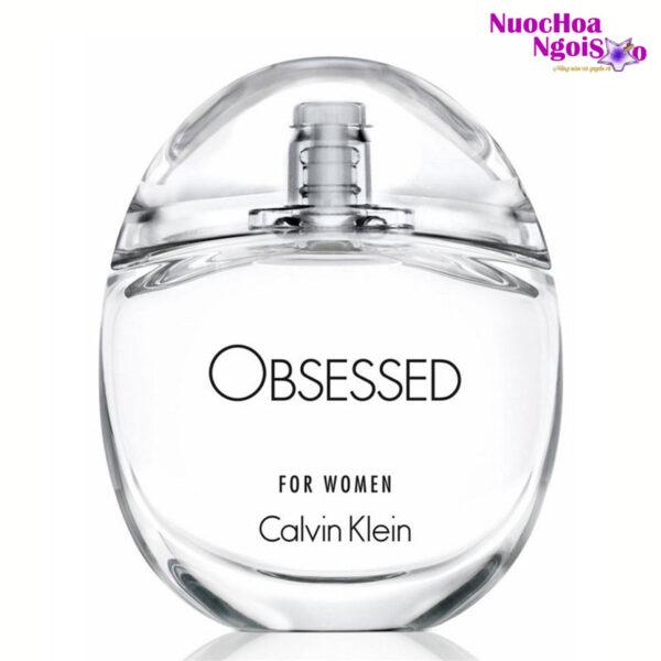 Nước hoa nữ Obsessed for women Calvin Klein
