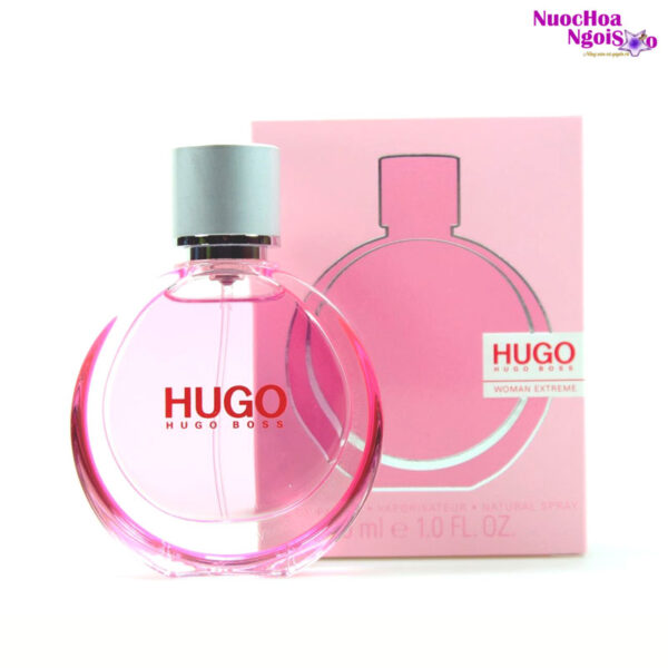 Nước hoa nữ Hugo Women Extreme