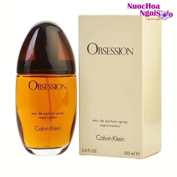 Nước hoa nữ Obsession của hãng CALVIN KLEIN
