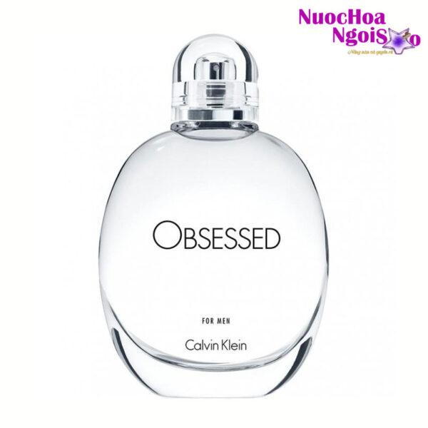Nước hoa nam Obsessed for men Calvin Klein