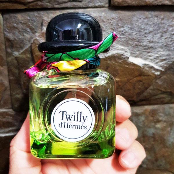 Nước hoa nữ TWILLY D'Hermès xanh