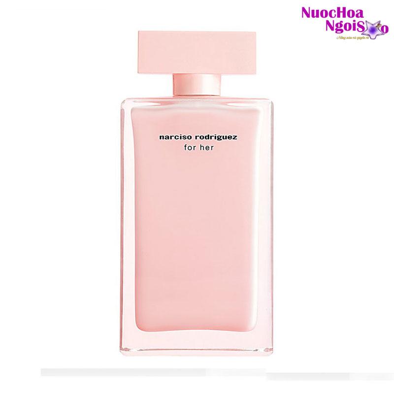 Nước hoa nữ Narciso Rodriguez for Her Eau de Parfum của hãng NARCISO RODRIGUEZ