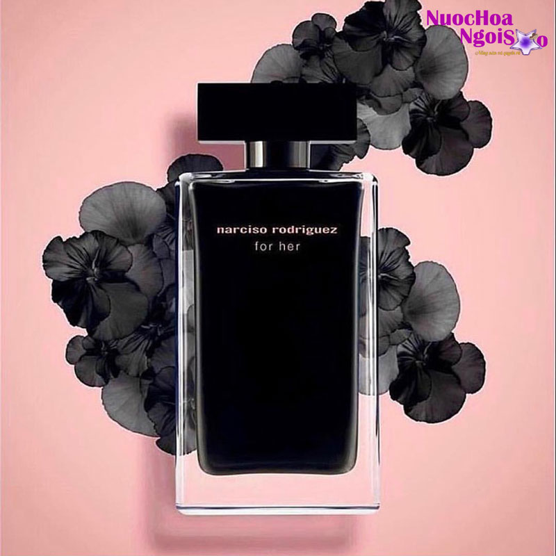 Nước hoa nữ Narciso Rodriguez For Her của hãng NARCISO RODRIGUEZ