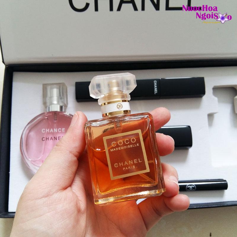Nước hoa nữ Chanel Coco mademoiselle 25ml