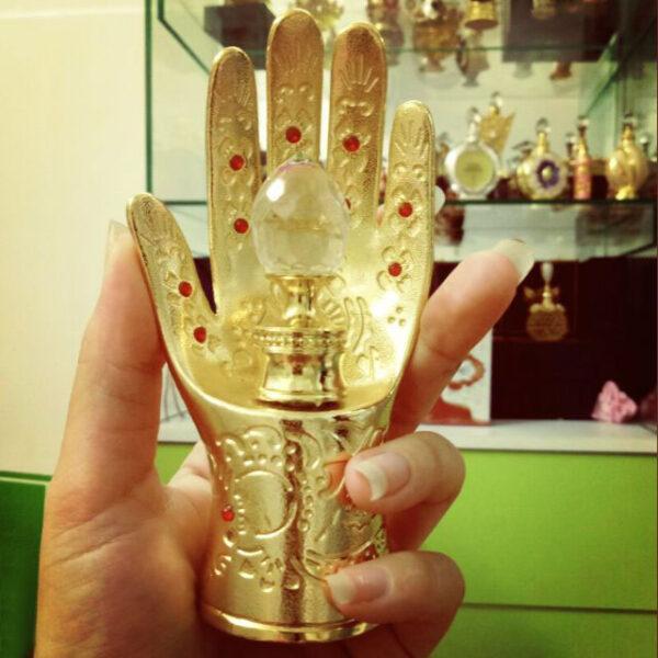 Tinh dầu nước hoa Dubai bàn tay vàng hương Dior J'adore