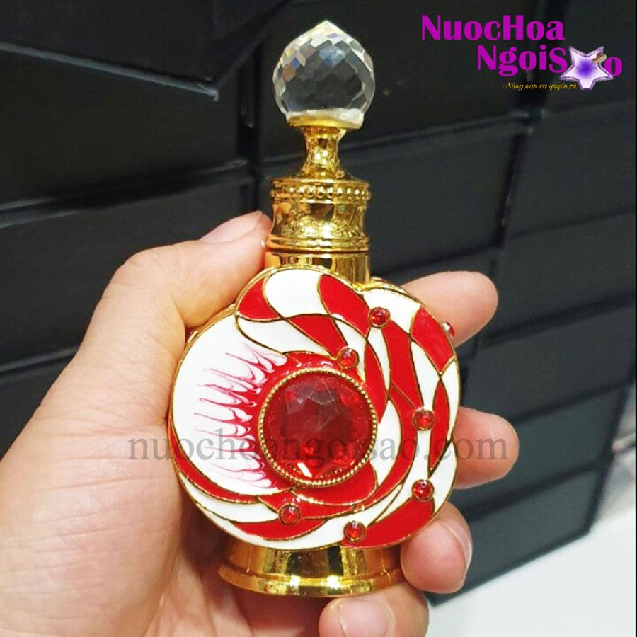 Tinh dầu nước hoa Dubai Ajiman Lucky Red