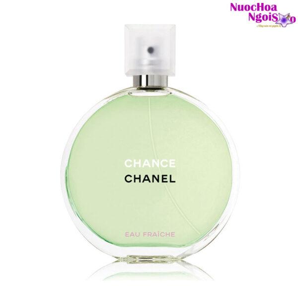 Nước hoa nữ Chance Chanel xanh