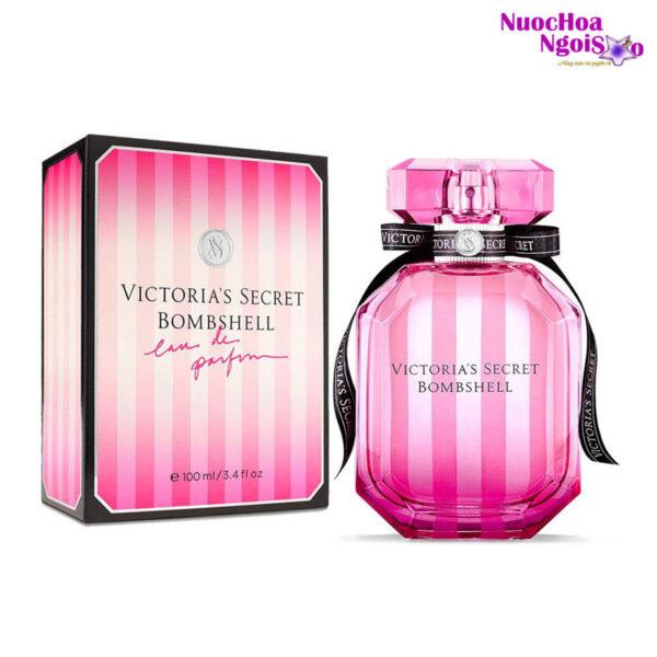 Nước hoa nữ Bombshell của hãng VICTORIA`S SECRET