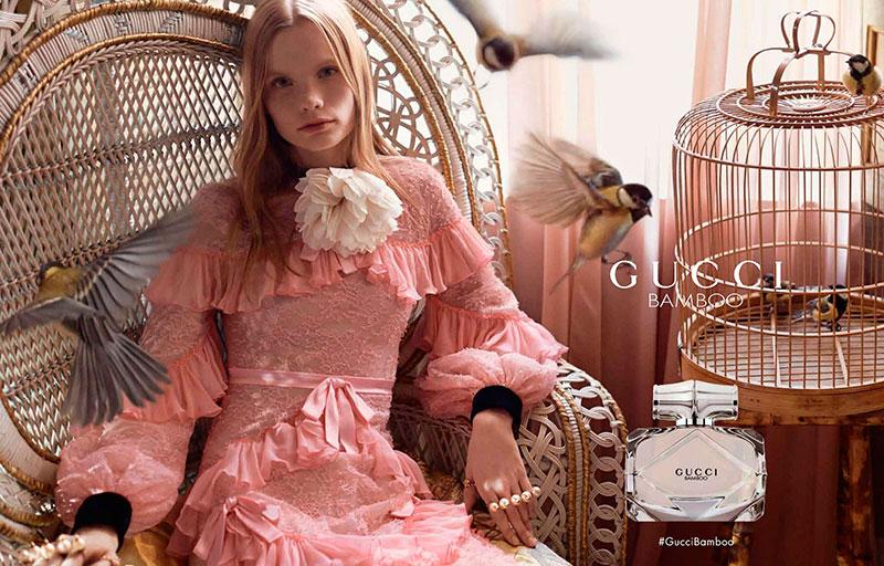 Nước hoa nữ Gucci Bamboo For Women EDP