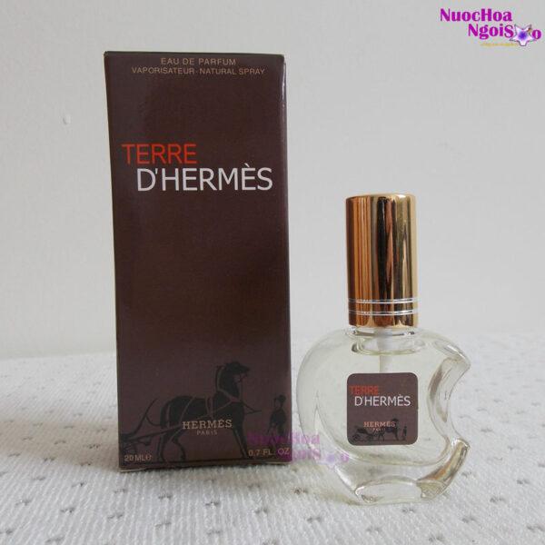 Nước hoa chiết Terre D'Hermes