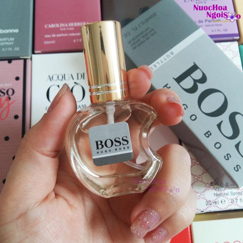 Nước hoa chiết Hugo Boss Bottled