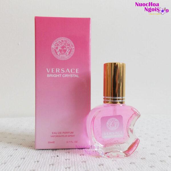 Nước hoa chiết Versace Bright Crystal