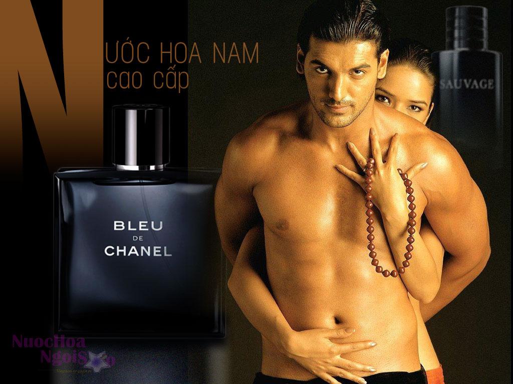 Nước hoa nam cao cấp và những mùi hương quyến rũ cho phái mạnh