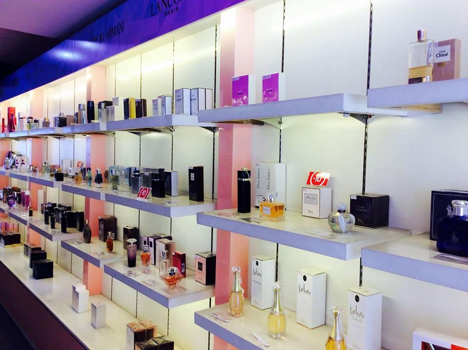 Săn nước hoa nữ giá rẻ tại cửa hàng
