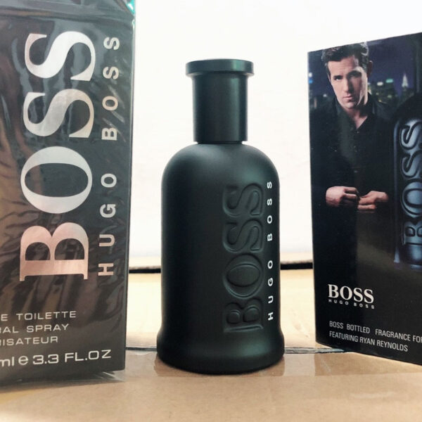 Nước hoa nam Hugo Boss Boss Bottled Collector´s Edition